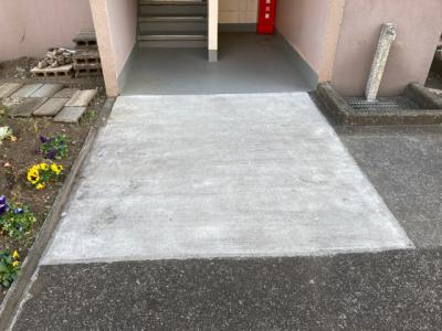 【エントランス】相武台団地1517号棟
