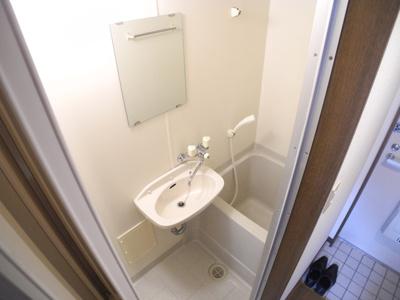 【浴室】クィーンパレス橋口町