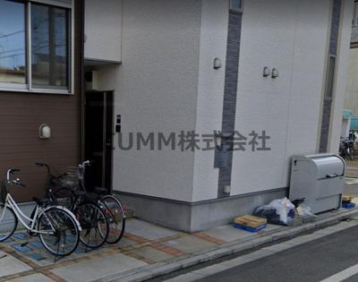 【エントランス】ハーモニーテラス松江