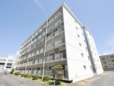 【外観】高野川ハイツ 6階 リフォーム済