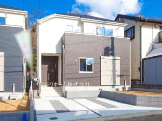 千葉市花見川区こてはし台 新築一戸建 ※令和3年2月撮影写真です。