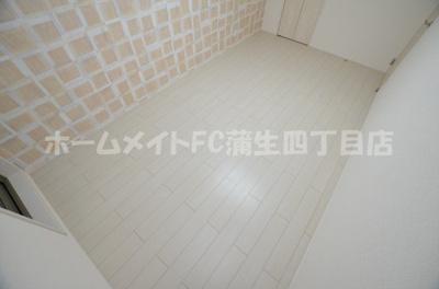 【寝室】フジパレス今福西Ⅱ番館