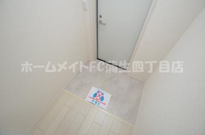 【玄関】フジパレス今福西Ⅱ番館