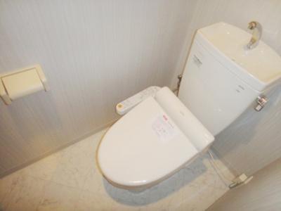 【トイレ】ランエージ新御徒町