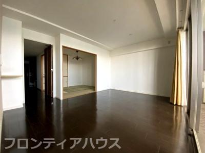 【居間・リビング】リビオ六甲高羽サニースクエア