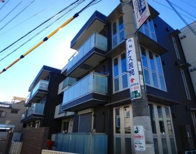【外観】M.J tsukuda壱番館