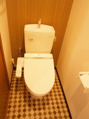 【トイレ】エスパースA棟
