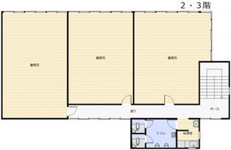 アセンドビル 2階真ん中