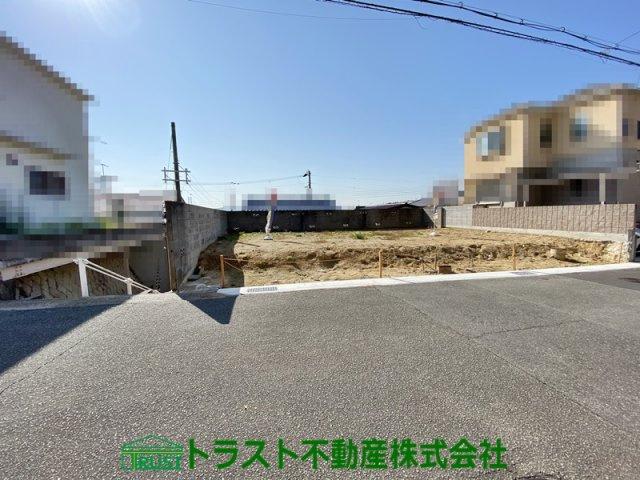 【前面道路含む現地写真】神戸市垂水区西舞子 土地