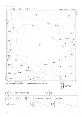 【区画図】城島貸地