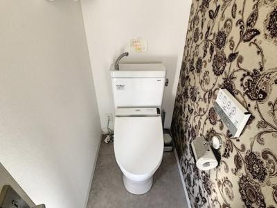 【トイレ】羽山ハイツ