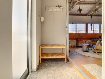 【玄関】羽山ハイツ