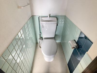 【トイレ】グリーンハイム