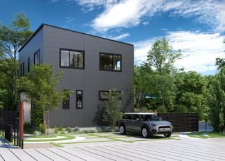 ジブンハウス仕様プラン例 建物面積115.09㎡ 建物価格1598万