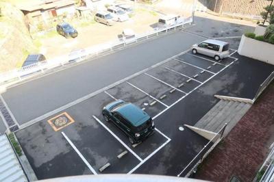 【駐車場】鎌倉グリーンヒルズ