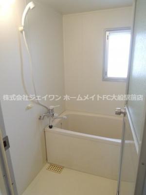 【浴室】鎌倉グリーンヒルズ