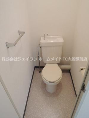 【トイレ】鎌倉グリーンヒルズ