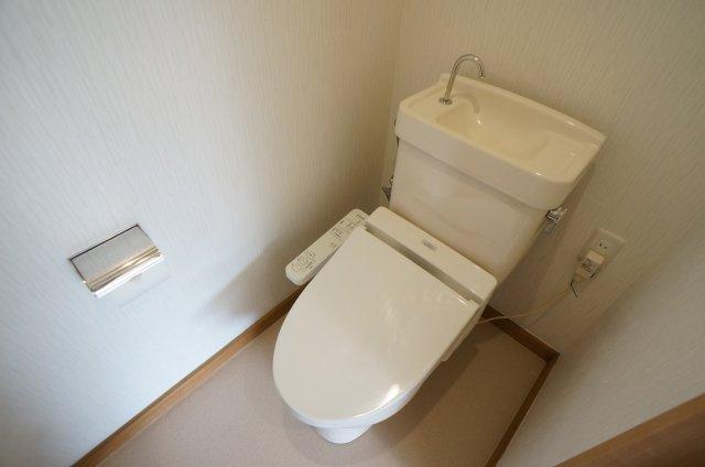 【トイレ】対中町12番ハイツ