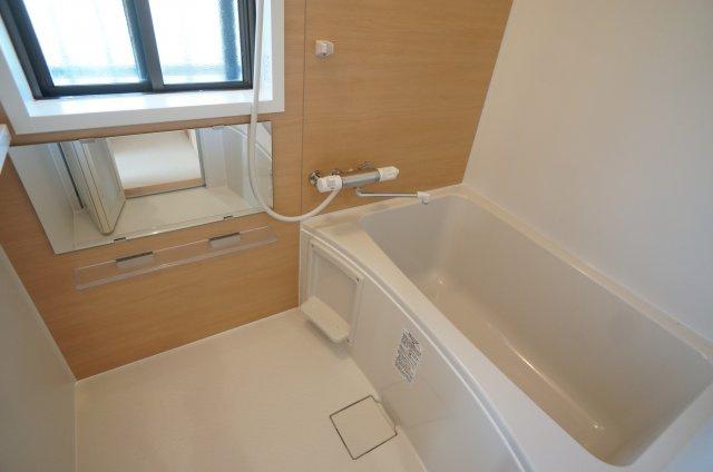 【浴室】対中町12番ハイツ