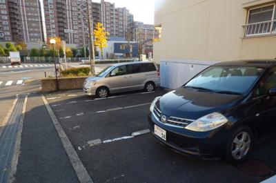 【駐車場】第二田中マンション