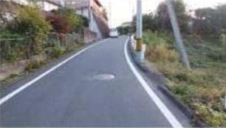 【前面道路含む現地写真】高崎市吉井町吉井川 売地