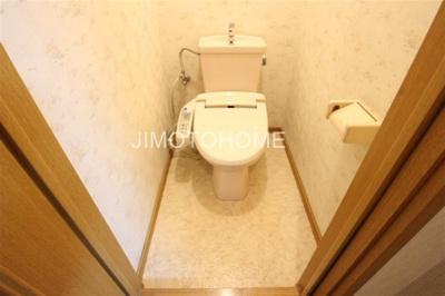 【トイレ】鶴町3丁目貸家
