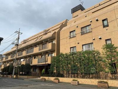 JR京浜東北線「蒲田」駅から徒歩9分の立地です。