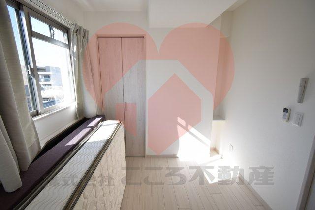 【寝室】エヌエムトラントトワ
