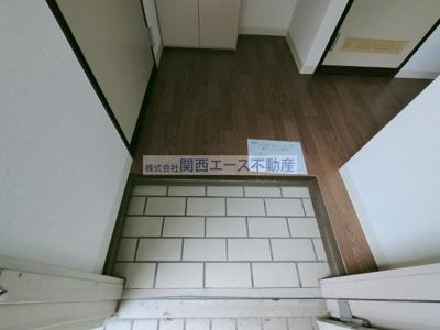 【玄関】エタニティ太田