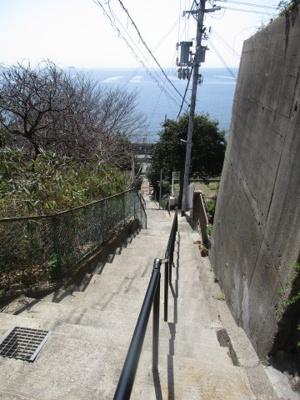 【前面道路含む現地写真】神戸市垂水区塩屋町2丁目