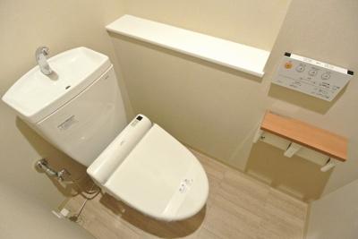 【トイレ】ジオタワー天六