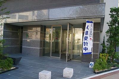 【エントランス】プレスタイル BAY AREA石城(プレスタイルベイエリアセキジョウ)