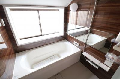 浴室内改装いたしました。