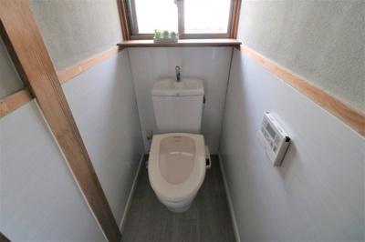 【トイレ】長府松小田中町(中古2階建)