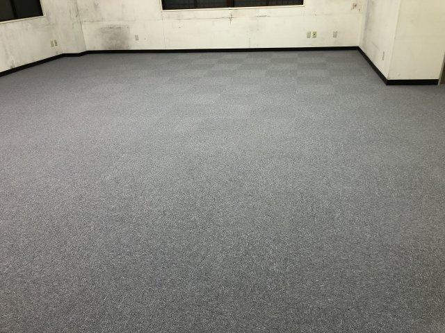 SYビルのカーペット☆