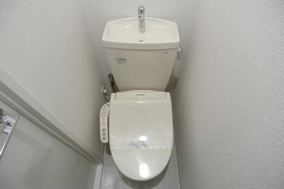 【トイレ】プリマヴェーラ南森町