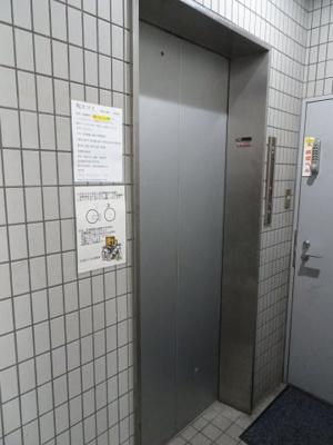 AokiビルⅡ エレベータあります