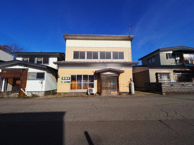 【外観】大仙市大曲福見町の住宅用地 解体更地渡し物件