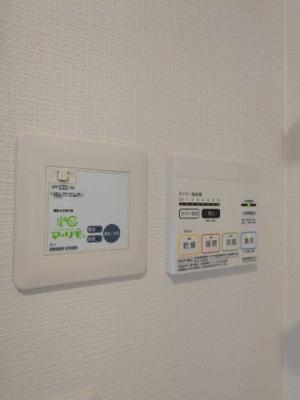 【設備】【新築】Morioka.com  B棟