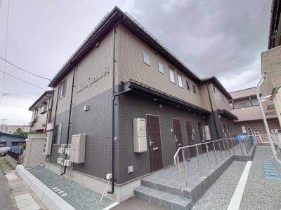 【外観】【新築】Morioka.com  B棟
