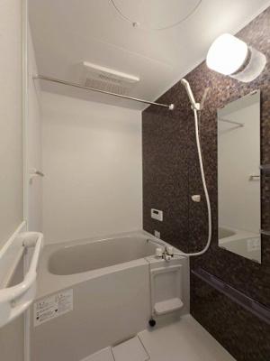 【浴室】【新築】Morioka.com  B棟