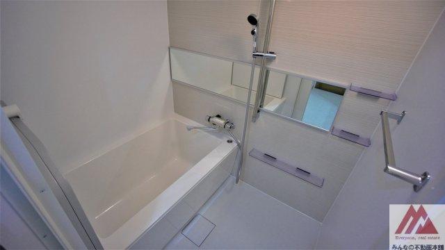 浴槽交換を新しくなりました。