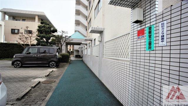 【外観】グランピアマンション本町