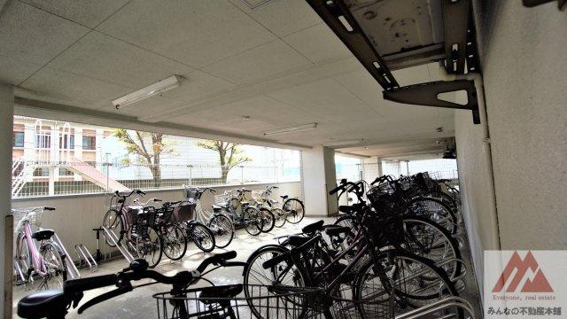 【駐輪場】グランピアマンション本町