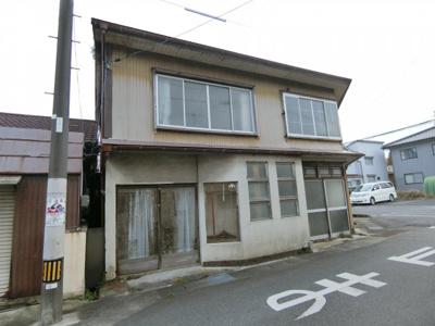 【外観】境港市京町売地