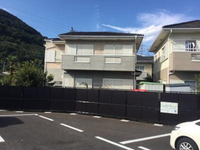 【外観】笛吹市石和町松本 中古住宅