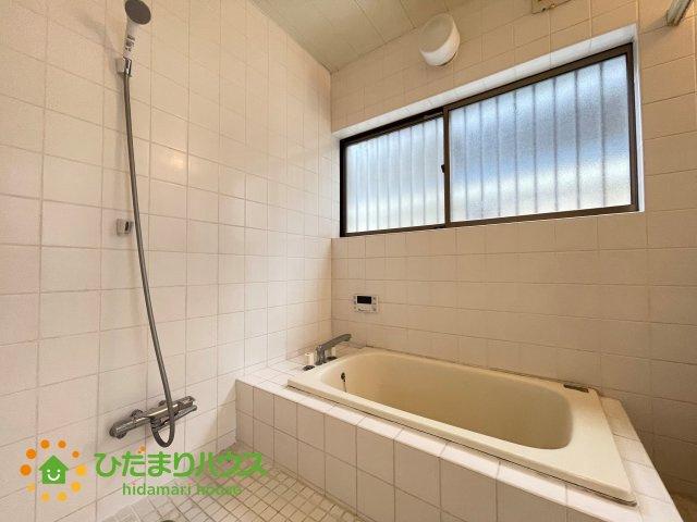 【浴室】古河市松並2丁目 中古一戸建て