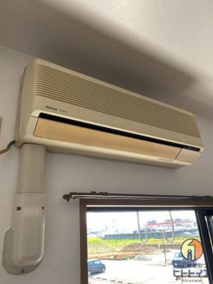 エアコン付きは嬉しいですね♪