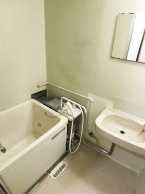 【浴室】蘭ハイツ