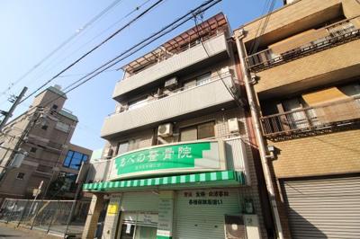 藤澤ハイツ 鉄骨造 4階建